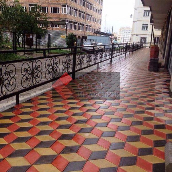 Цена тротуарной плитки за квадратный метр екатеринбург